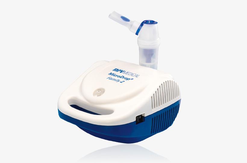 Inhalationsgerät für Familie