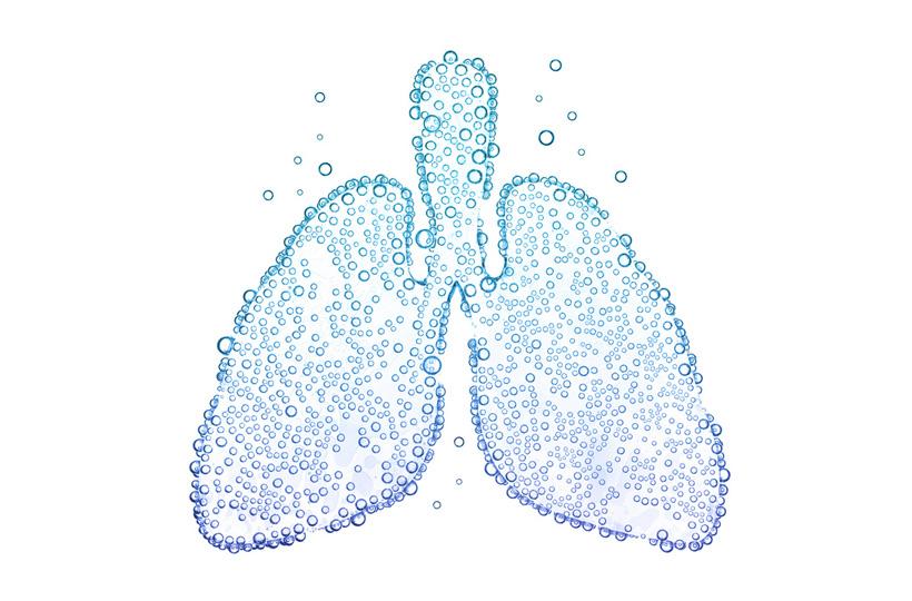 Inhalieren als Vorbeugung