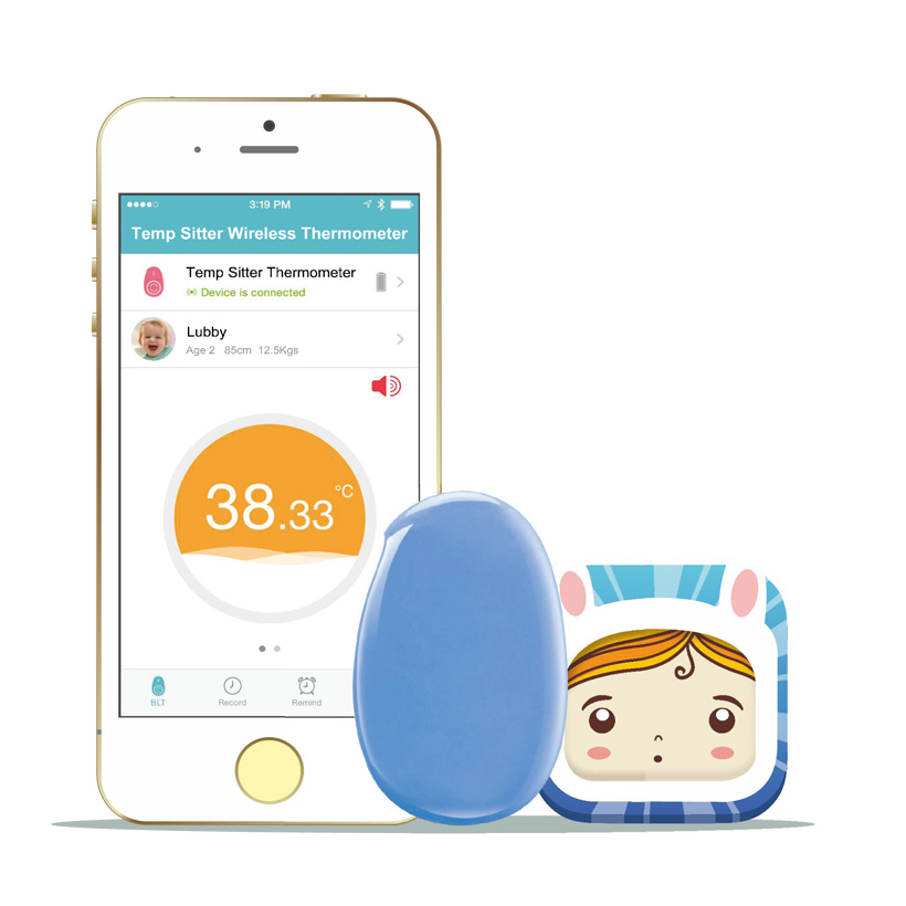 Baby Temperaturüberwachung